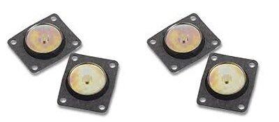 Holley QFT AED CCS 135-5 30cc Accelerator Pump Diaphragm 4