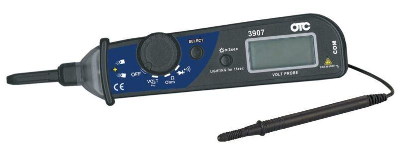 OTC 3907 Full Function Power Probe Style Multimeter Circuit Tester AC & DC Volt