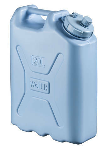 BLUE Scepter Military Water Can 20L