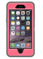 Otterbox Defender Case for the iPhone 6 - Pink & Grey