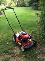 Honda Lawn Mower for sale, like new