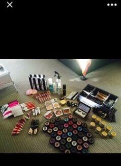 Napoleon perdis make up kit for sale going cheap plus free stuff Victoria Point Redland Area Preview