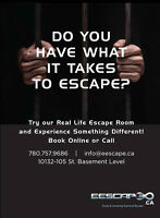 Edmonton Escape provides funny and crazy games increase friendsh