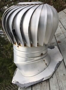 galvanized roof vent  (very good condition)