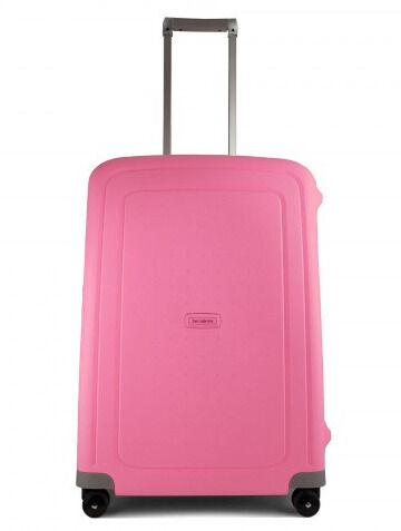 Pink Samsonite Hardshell Suitcase | in Islington, London | Gumtree