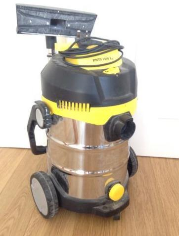 Parkside Wet And Dry Vacuum Cleaner Pnts 1400 Watt B1