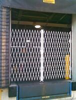Commercial security grills $1500 NEG.
