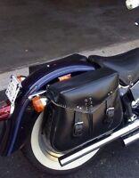 Harley saddlebags