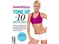 Health & Fitness Tone Up in 10 Minutes(Paperback Book).