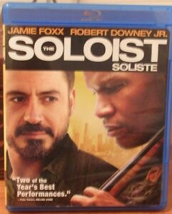 The Soloist - Blue-Ray disc West Island Greater Montréal image 1
