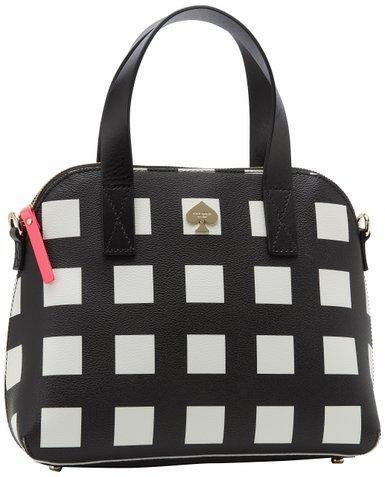 KATE SPADE NEW YORK CHECKER PLACE MAISE HANDBAG