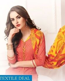 GANESHA PATIYALA VOL-5 WHOLESALE DRESS MATERIAL