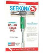No Hub Torque Wrench