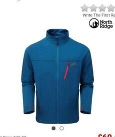 North Ridge Kiowa Softshell Hiking Jacket