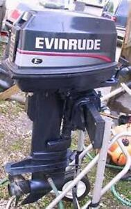 Want to Buy - Evinrude / Johnson 20 / 25 HP