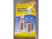 Car bottle and food warmer