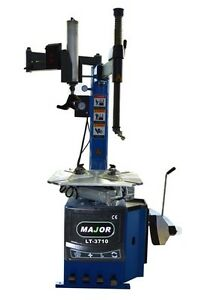 Tire Changer Machines for Low-profile/Run-flat Tires