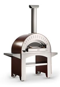Alfa Forno 4 Propane Pizza Oven imported from Italy