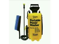 BRAND NEW Streetwize 10 Litre Portable Power Washer