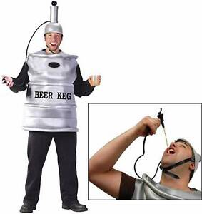 WEAR THE COOL-EST HALOOWEEN COSTUME! Be a Beer Keg! Sydney City Inner Sydney Preview