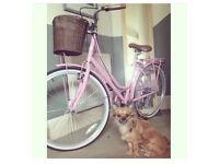 Pink Viking Belgravia Bike