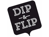 Dip & Flip - Part time floor staff, across sites in South West London
