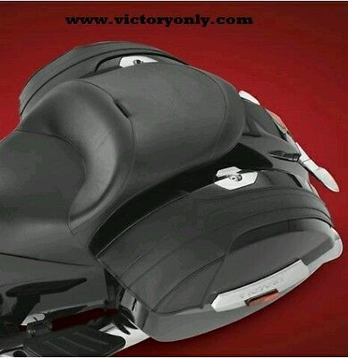VICTORY MOTORCYCLE CROSS COUNTRY SADDLEBAG LID BRA COVER
