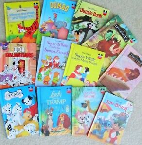 Walt Disney == WONDERFUL WORLD of READING