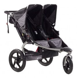 Brand new Britax Bob revolution sport duellie double buggy for sale OIRO £250