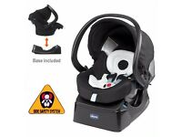 Chicco Car Seat & Chicco AutoFix Isofix Base