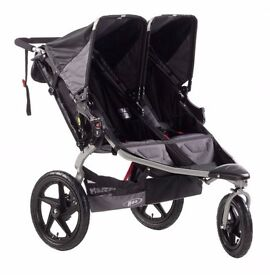 Britax Bob Luxury Revolution Sport Duallie Twin Pushchair Stroller Buggy - RRP: £785