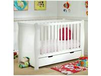 Cot bed New with mattress