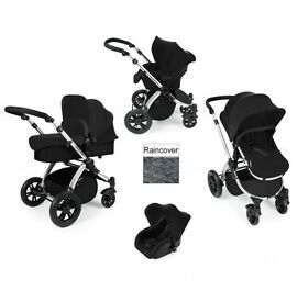 Ickle bubba pushchair