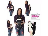 REDKITE 3-way baby carrier