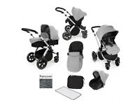 Pram, travel system and accessories for sale