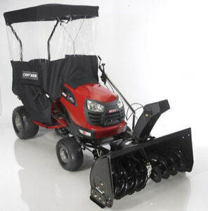 Garden Tractor Snowblower