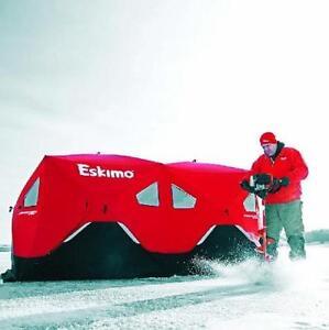 NEW ESKIMO FATFISH ICE SHELTER 9416 135776894