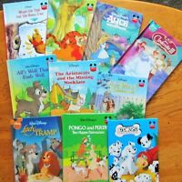 WORLD of DISNEY = First Readers = Ten Books