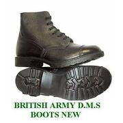 Drill Boots
