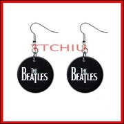 Beatles Earrings