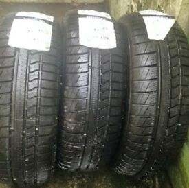3 X Brand New 195/65/R15 Tyres