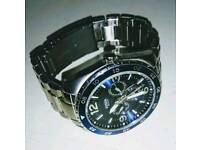Fantastic gents FOSSIL chronograph watch