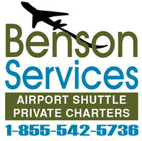PRIVATE AIRPORT TRANSPORTATION PEARSON BILLY BISHOP