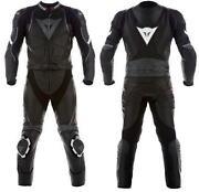 Motorbike Race Leather Suit