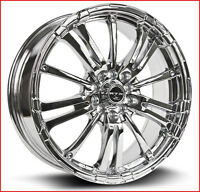 Roues (Mags) RTX Arsenic 17 pouces 5-100/114.3