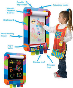 BRAND NEW! Alex Young Artists'  2-in-1 Studio My Wall Easel