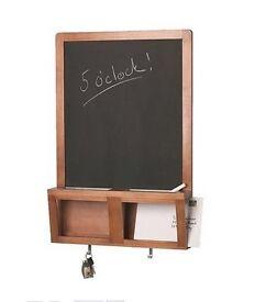 Ikea LUNS chalkboard