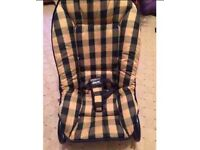 Chicco baby rocker/ bouncer- as new
