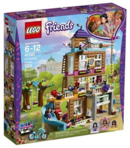 Lego Friends Friendship House # 41340 New