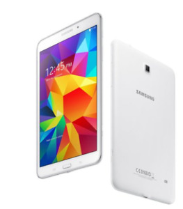 GALAXY TAB 4 WHITE 8'' SCREEN